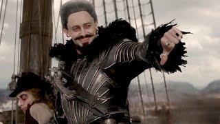 PAN Trailer (Peter Pan Movie - 2015)