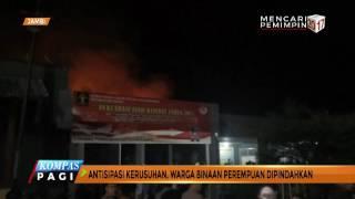 Video Aparat Antisipasi Narapidana Kabur Usai Kebakaran Lapas Jambi download MP3, 3GP, MP4, WEBM, AVI, FLV Oktober 2018