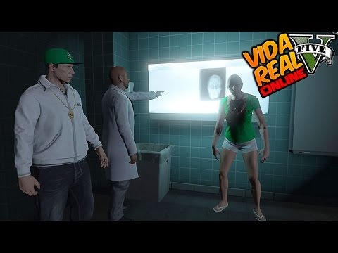GTA V : VIDA REAL - Leticia no Hospital entre a VIDA e a MORTE :( EP#279