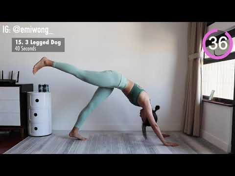 20 MIN FULL BODY STRETCH & COOL DOWN ROUTINE for Flexibility, Recovery & Relaxation