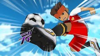 inazuma eleven go strikers 2013! Inazuma Legend Japan Vs Kakumei Senbatsu Wii (Dolphin PC/Emulator)