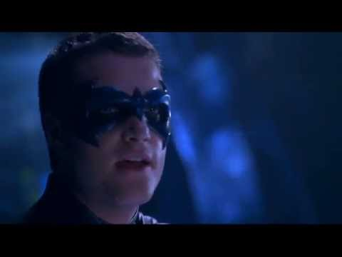 Batman & Robin Matter of Trust Batman & Robin Scene