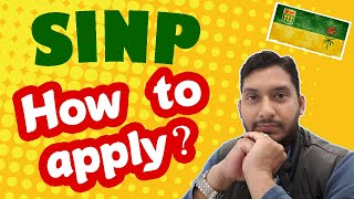 🇨🇦 SINP program in Saskatchewan. DETAILS 2019. | Step by Step process