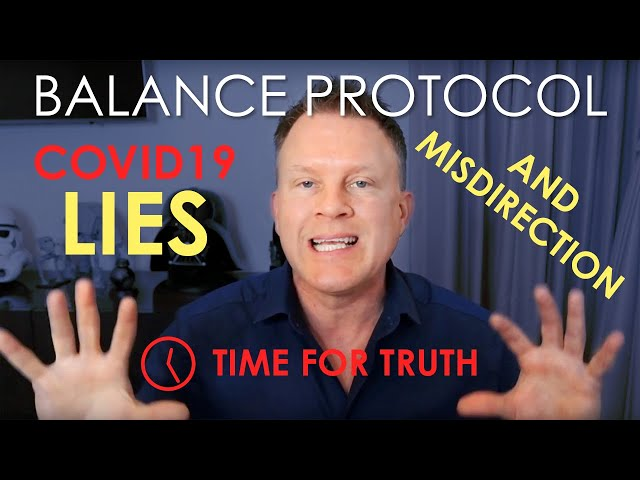 The LIES and Misdirection of COVID19 ~ Time for Truth