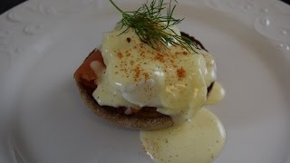 All About the Sauces- Using Vitamix to make the best egg benedict