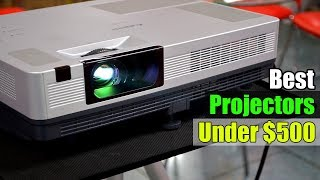 ▶️Top 10 Projectors 2018 : Best Projectors (UNDER $500)