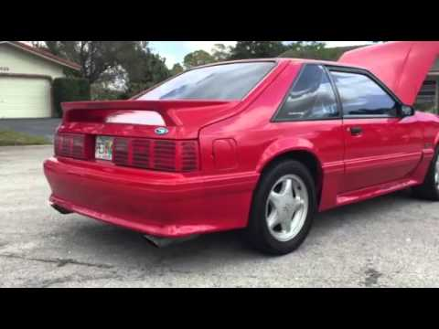 91 Mustang Gt >> 1991 Ford Mustang Gt 5 0 Foxbody