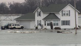 Massive Floods in Midwestern States