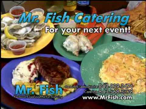 Mr fish myrtle beach seafood market for Mr fish seafood restaurant
