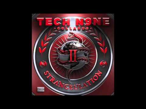 Tech N9ne Collabos Strangeulation volume 2 (Full album)