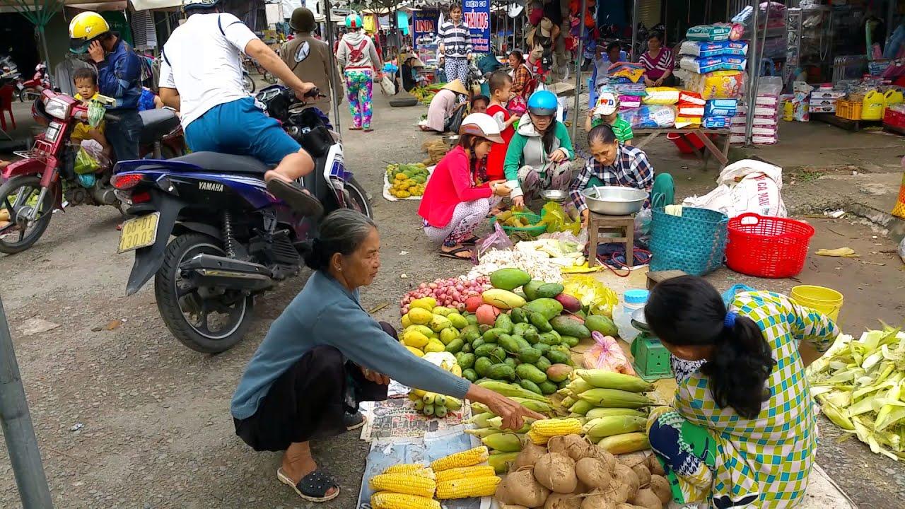 Khám phá Chợ Bình Thành (Thanh Bình, Đồng Tháp) | Binh Thanh Market