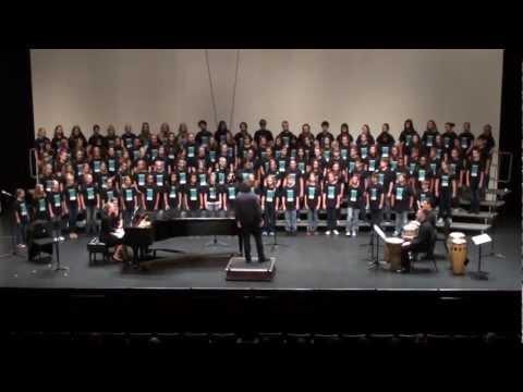 """Kusimama""-Jim Papoulis ACDA Summer Honor Choir 2012"