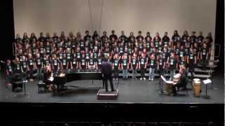 """Kusimama""-Jim Papoulis ACDA Summer Honor Choir 2012"