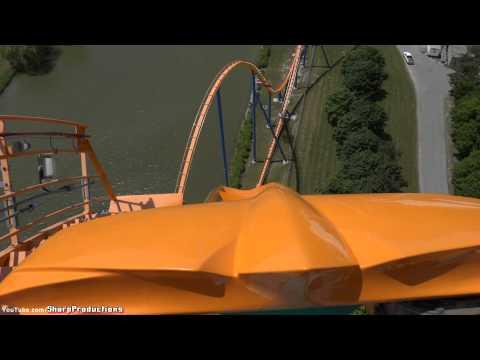 Behemoth (On-Ride) Canada's Wonderland