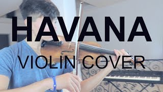 Havana - camila cabello feat. young thug - itsamoney violin cover