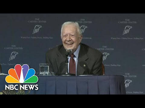 Good Morning Orlando - Jimmy Carter Wants A Presidential Age Limit!