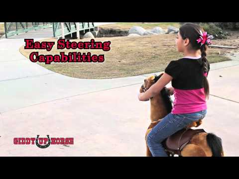 Giddy Up Horse By Giddy Up Rides Commercial