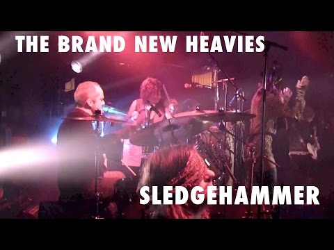 "The Brand New Heavies - Sledgehammer - New Album ""SWEET FREAKS"" OUT NOW!"