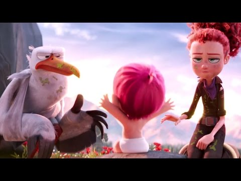 Thumbnail: STORKS (Official Trailer #3) HD 2016