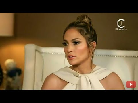 Jennifer Lopez Latest Interview 2018