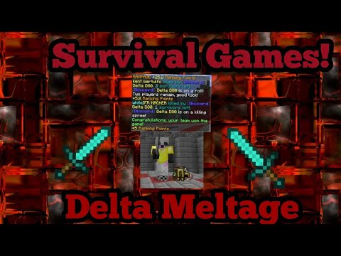 RAMPAGE - Lifeboat Survival Games || Minecraft PE,W10,Xbox 1|| W/IRN Savage And BlueSoldier3476