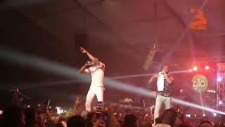 Kidi And Davido Perform Remix Of His Hit Song Odo For The First Time
