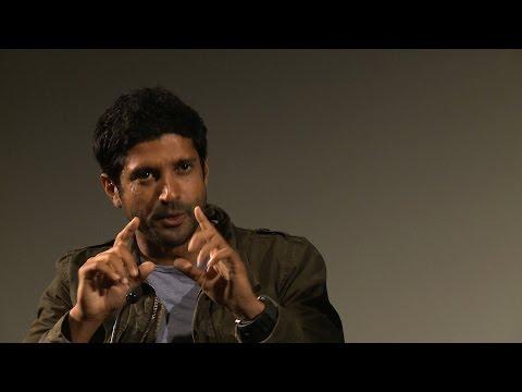 Farhan Akhtar at the London Indian Film Festival | BFI