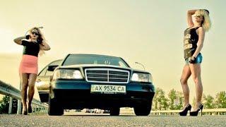 Холодный запуск двигателя - Mercedes Benz W202 C180 (часть1)