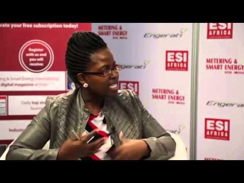 City of Cape Town: Thantaswa Mtsabe, SPO business information analyst