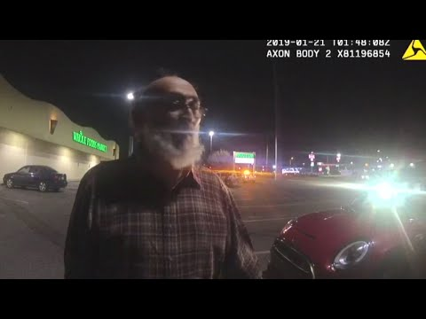 Video shows DWI attorney's arrest for drunk driving
