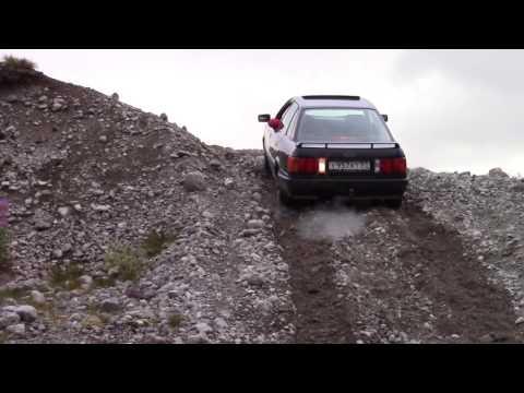 Пробуем забраться в гору, куда не заехал  УАЗ патриот. Lite версия.