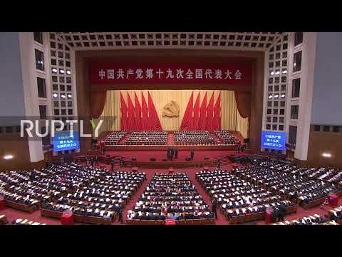 China: New era ushered in by historic Xi Jinping constitution change
