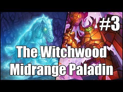 [Hearthstone] The Witchwood Midrange Paladin (Part 3)