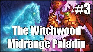 [Hearthstone] The Witchwood Midrange Paladin (Part 3)