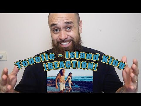 Tenelle - Island King (Official Music Video) | [REACTION]