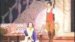 from 1996 high school production --set-up scene, then song--