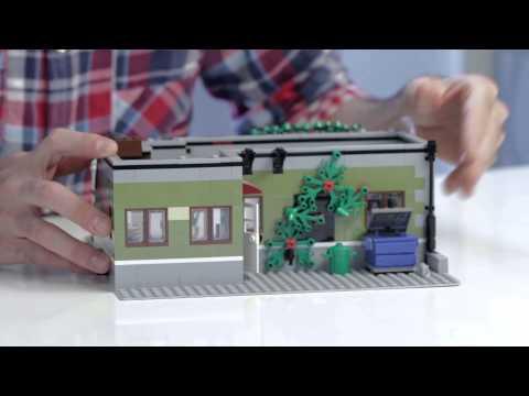 Parisian Restaurant - LEGO Creator Expert - 10243 - Designer Video
