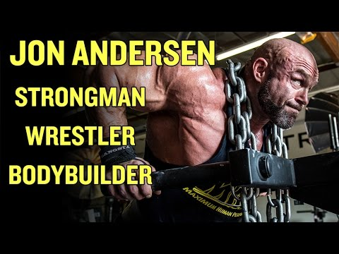 From Fat Kid to Professional Bodybuilder (Part 2) | The Jon Andersen Story