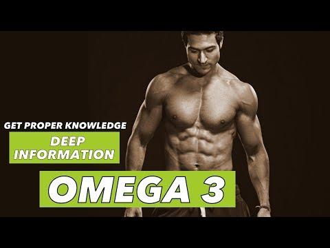 Deep Information about OMEGA 3   Heart & Brain   Info by Guru Mann