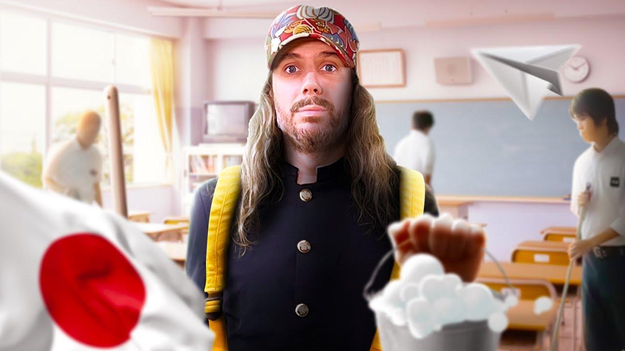 L'école au Japon (ça va vous choquer)