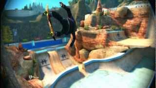 Skate 3 - Epic Tricks!!