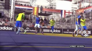 FIFA Street - sterowanie
