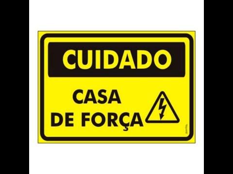 CASA DE FORÇA + UPS + USCA + BANCO DE BATERIAS