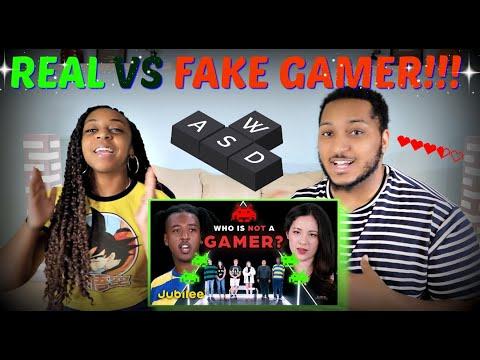 """Jubilee """"5 Gamers Vs 1 Fake Gamer"""" REACTION!!!"""