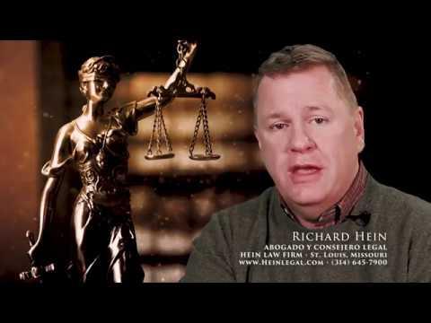 Mensaje de Navidad del Abogado Richard Hein | The Hein Law Firm - St. Louis, MO