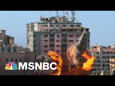 Israel's 'Credibility Problem' Following Attack On Gaza AP Offices