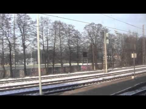 Leaving Riga by Train, Latvia - 15th January, 2014