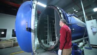 Akarmak Glass Lamination Autoclaves
