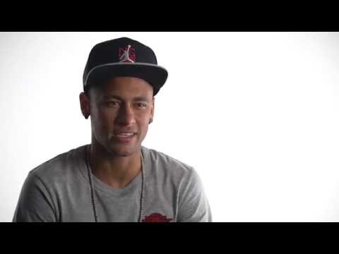 Neymar Jr. Meets Michael Jordan (B-Roll Footage)