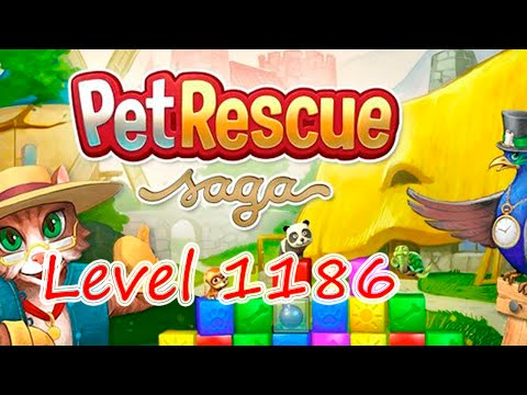 how to pass level 1228 on pet rescue